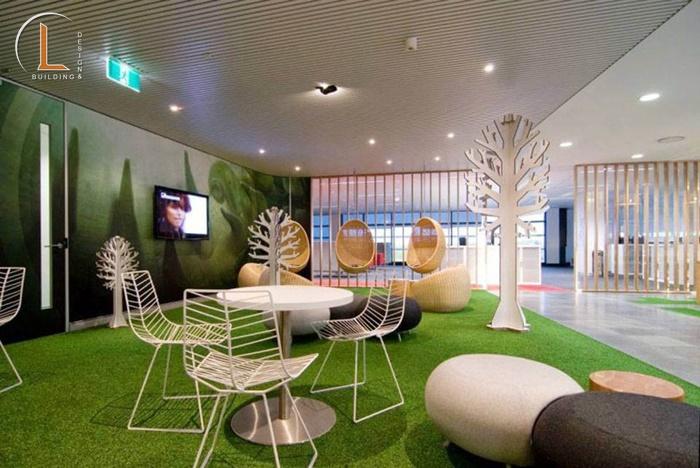 các công ty thiết kế nội thất văn phòng