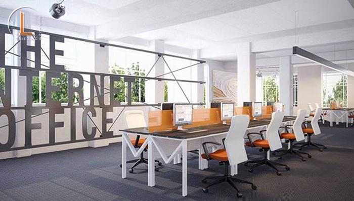 văn phòng thiết kế nội thất