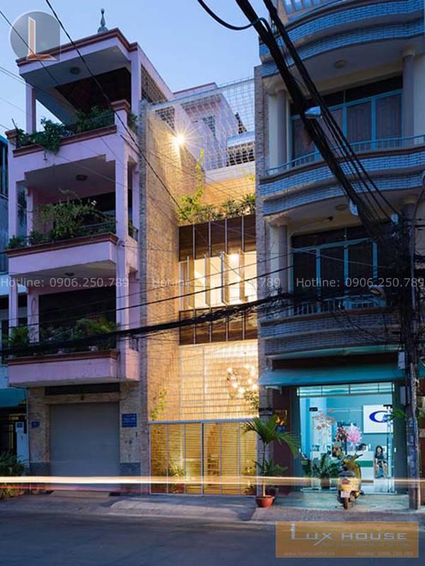 Mẫu Thiết Kế Nhà Phố 3 Tầng Có 102 Tại Việt Nam