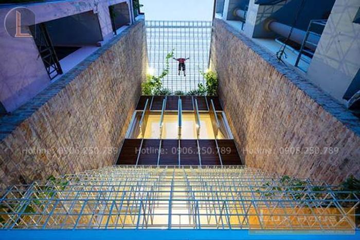 bản thiết kế nhà phố 3 tầng