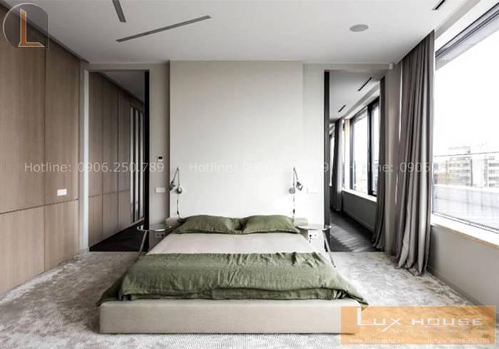 giá thiết kế nội thất căn hộ chung cư