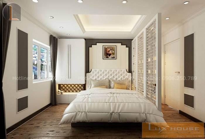 thiết kế căn hộ tân cổ điển