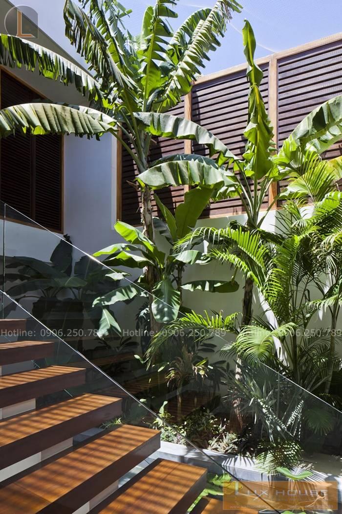 nội thất nhà vườn