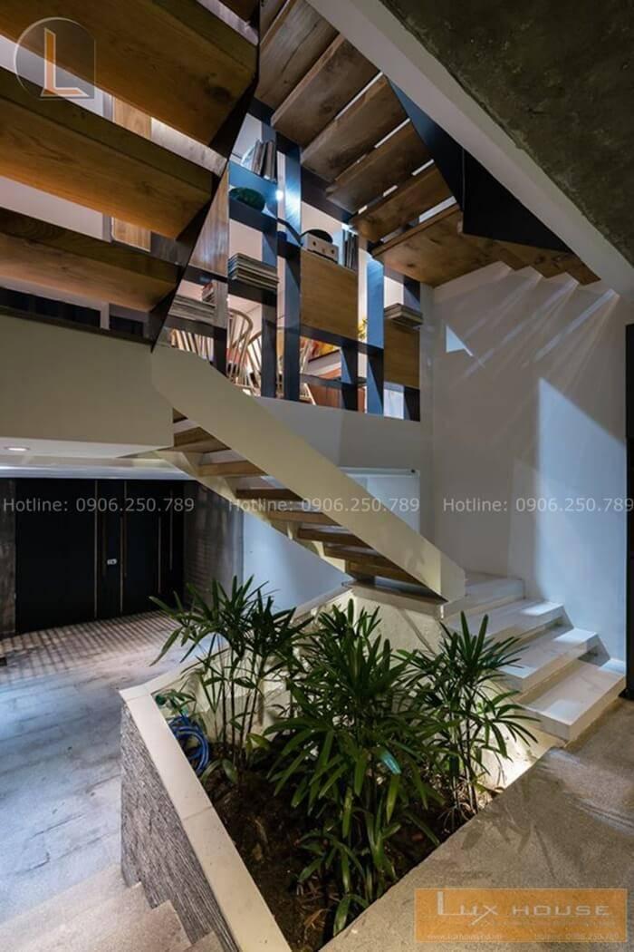 thiết kế nhà phố nội thất hiện đại