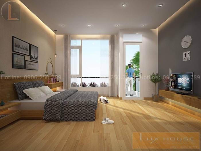 Thiết kế nội thất nhà hiện đại đẹp