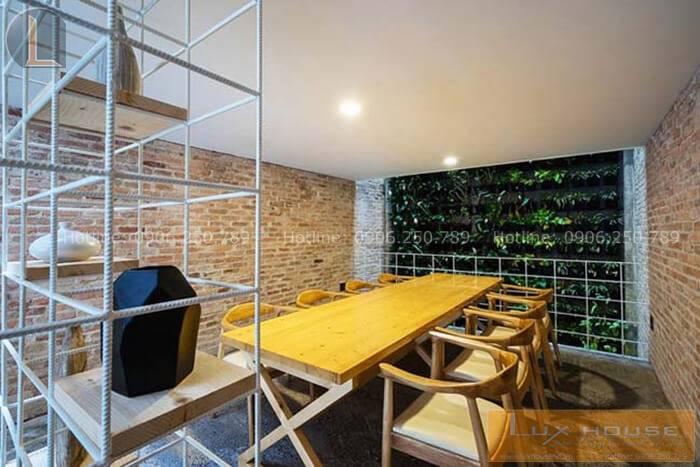 thiết kế nội thất nhà ống 3 tầng đẹp