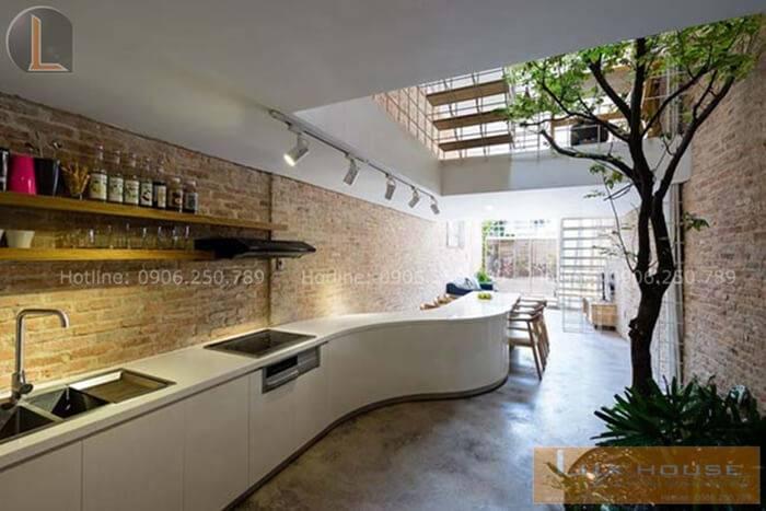 thiết kế nội thất nhà ống 3 tầng