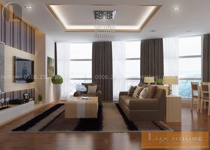 ý tưởng thiết kế chung cư