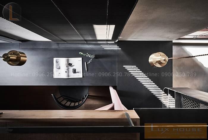 nội thất nhà ở theo phong cách hiện đại