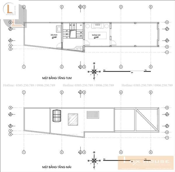 Hồ sơ thiết kế thi công kiến trúc, nội thất trọn gói đối với doanh nghiệp