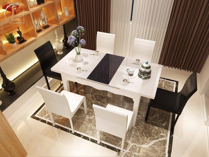 bàn ăn phòng bếp