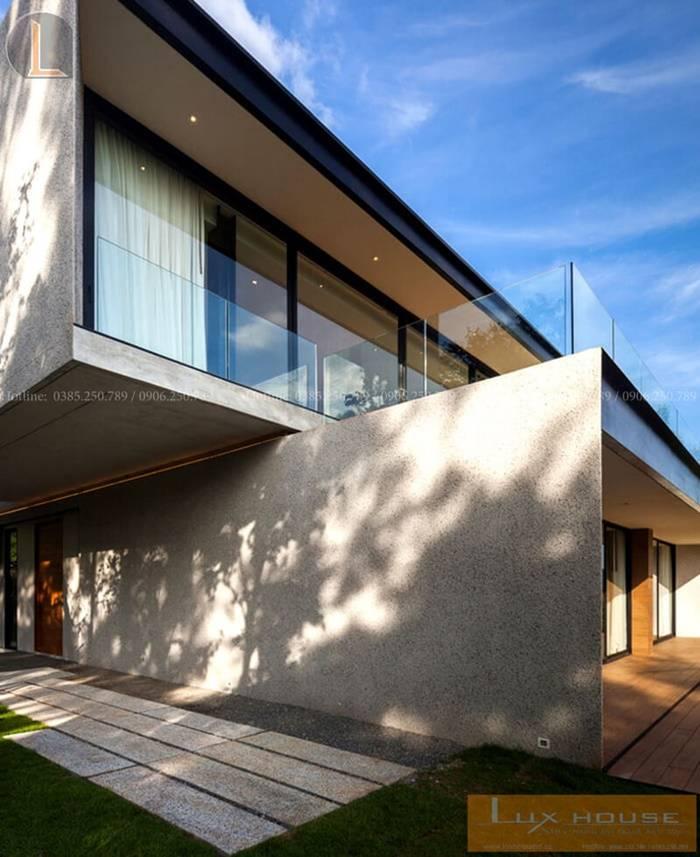 đơn giá thiết kế kiến trúc nhà phố