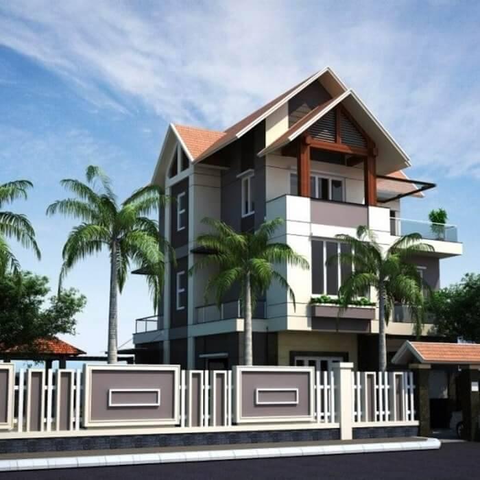 xây nhà trọn gói tại hải phòng