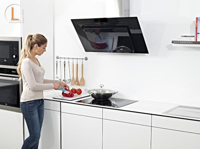 thiết bị hút mùi phòng bếp