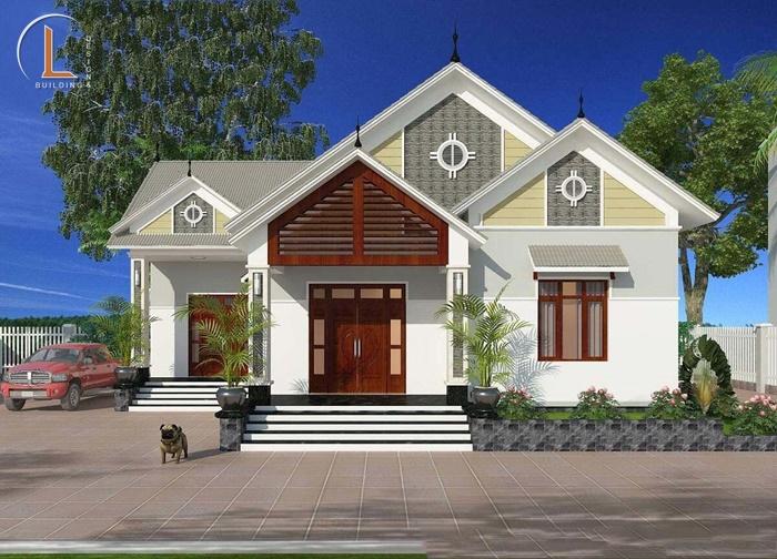 các mẫu thiết kế kiến trúc đẹp