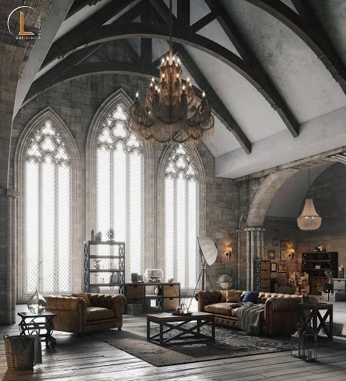 Phong cách Gothic