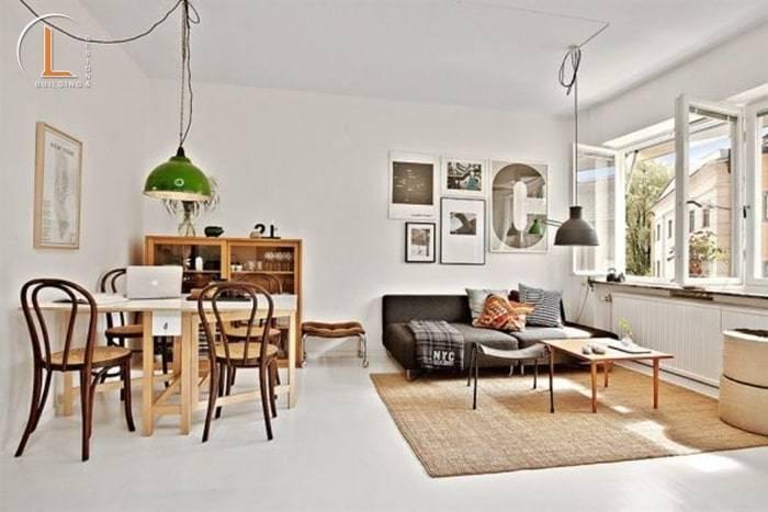 Phong cách thiết kế Swedish