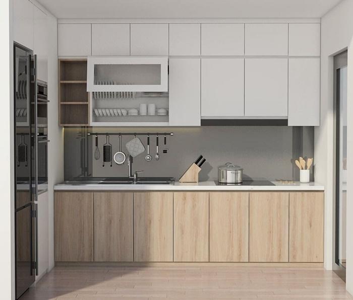 trang trí nội thất nhà bếp đẹp