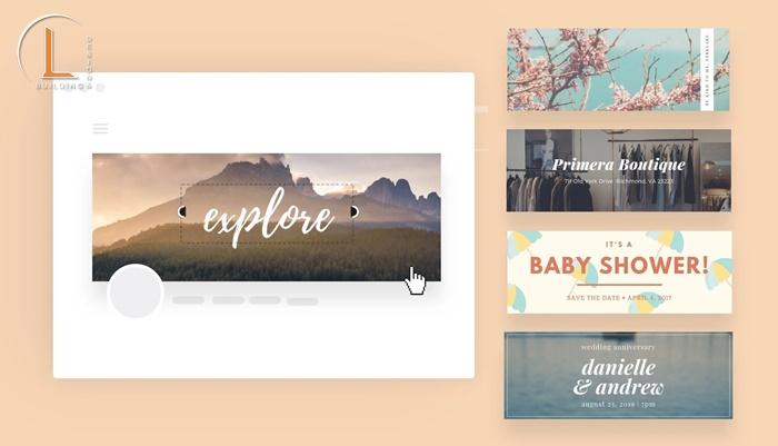 thiết kế banner online