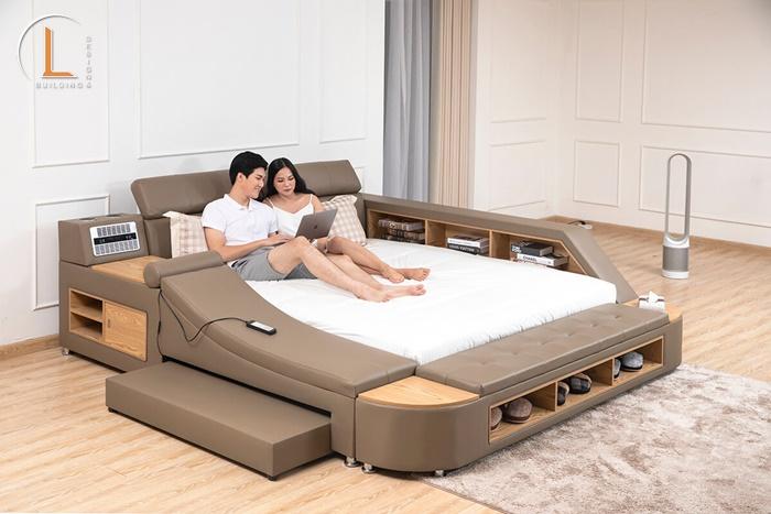 mẫu thiết kế phòng ngủ 20m2
