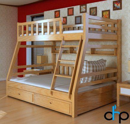 mẫu giường tầng phổ biến
