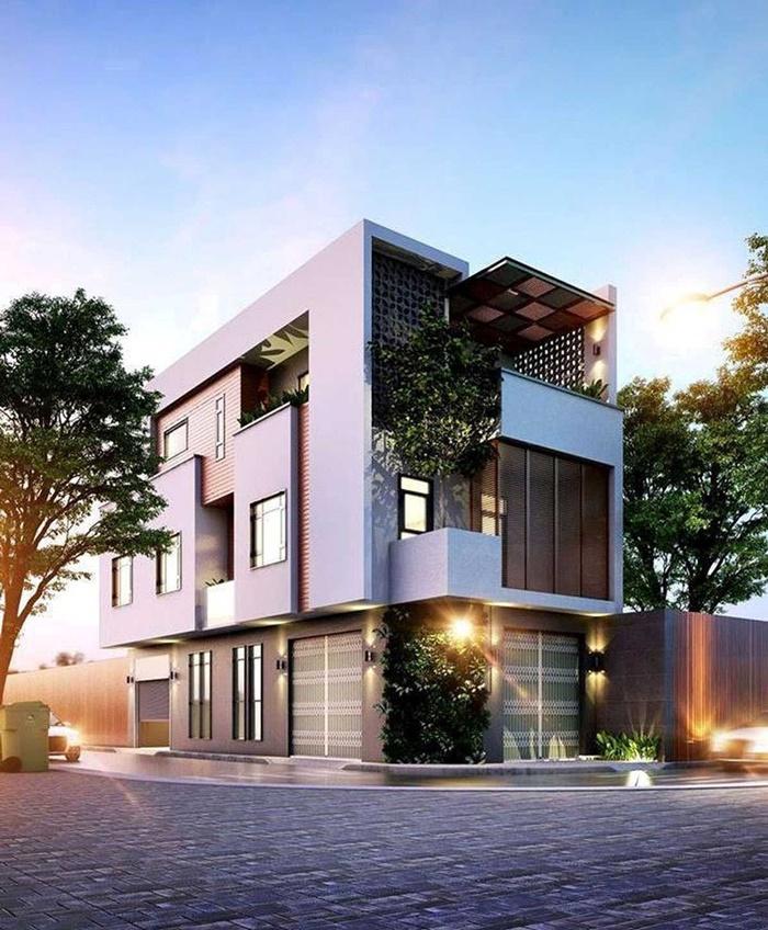 tác dụng của nguyên lý thiết kế kiến trúc