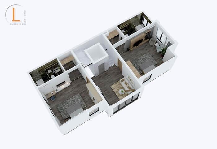 nhà 3 tầng mặt tiền 7m