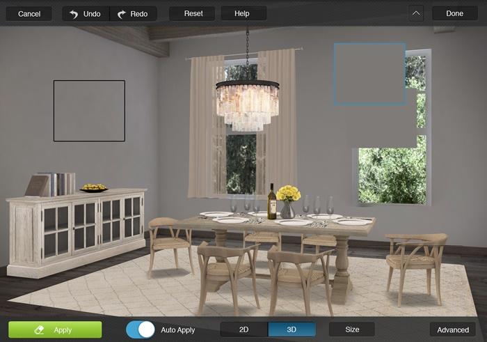 phần mềm thiết kế nội thất online