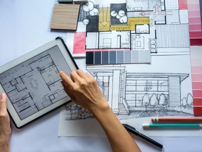từ vựng tiếng anh chuyên ngành thiết kế nội thất