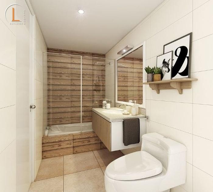 trang trí nội thất căn hộ chung cư 60m2