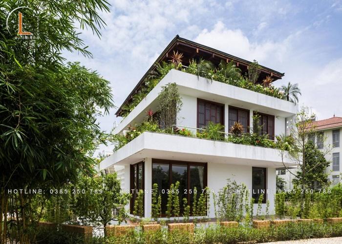 tư vấn thiết kế kiến trúc nhà biệt thự