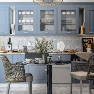 Các Mẫu Nội Thất Nhà Bếp đẹp – Sang Xu Thế Năm 2021
