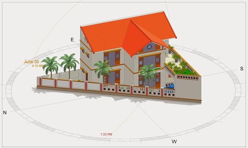 các bước chuẩn bị trước khi thiết kế nhà